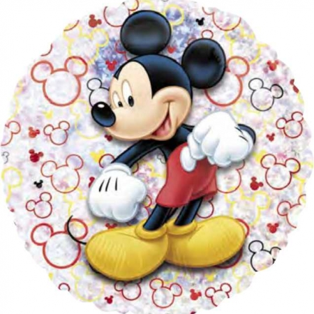Mickey Mouse Holographic