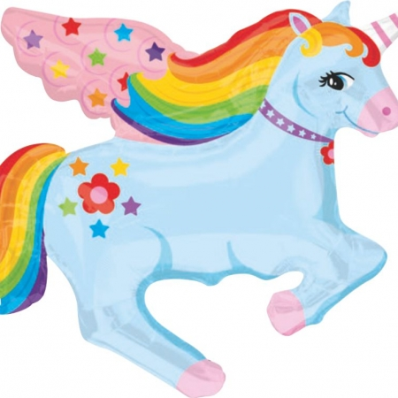 RAINBOW UNICORN Non Metal