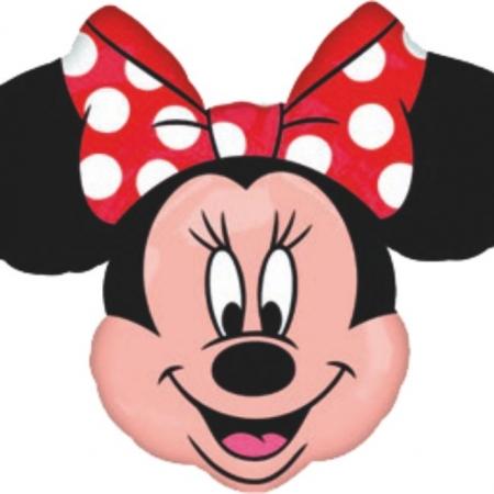 Minnie Mouse fólia léggömb