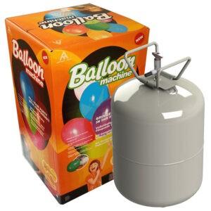 Hélium palack