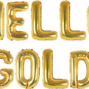 Arany betű