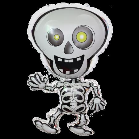 Skeleton balloon