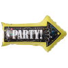 Party balloon arrow