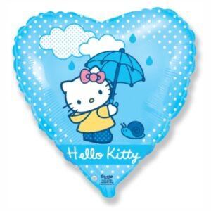 Hello kitty esernyős