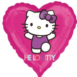 Hello Kitty happy