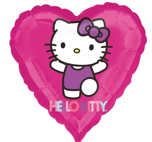 Hello Kitty happy