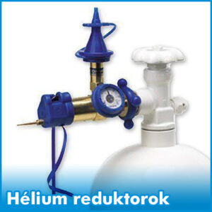 Hélium reduktorok