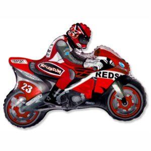 super moto piros