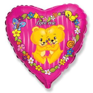 Bears love
