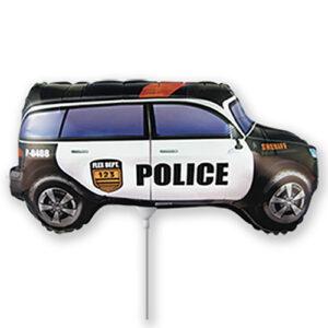Rendőr autó